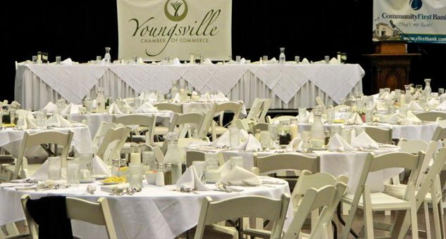 Annual Youngsville Chamber Banquet @ Youngsville Sports Complex Recreation Center | Youngsville | Louisiana | United States