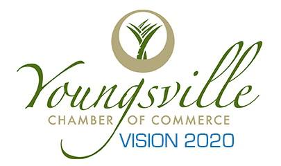 Youngsville Chamber invites YOU to become a Partner in Business!