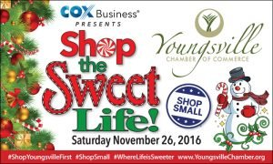 """""""Shop the Sweet Life"""" Small Business Saturday"""