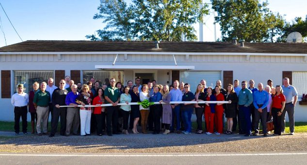 Youngsville Chamber Ribbon Cutting