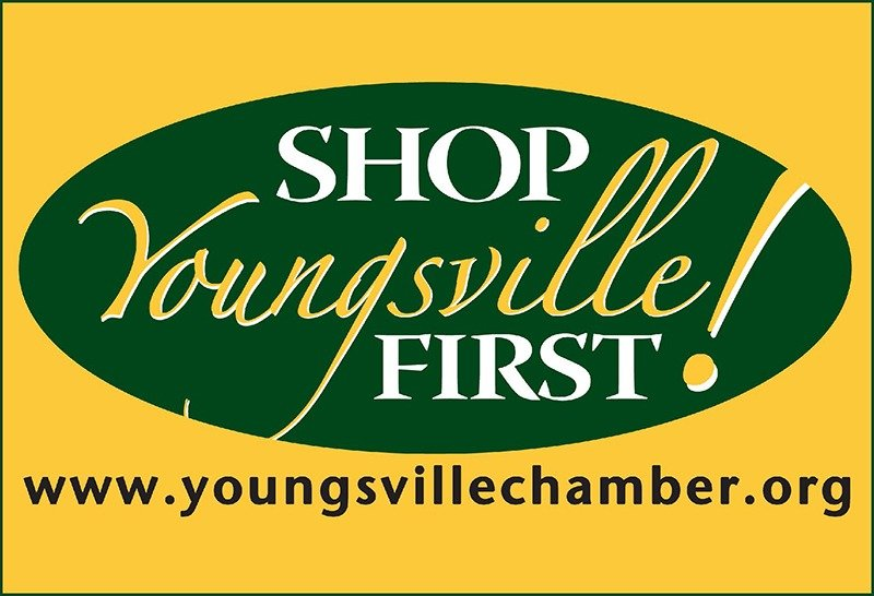 Shop Youngsville First!